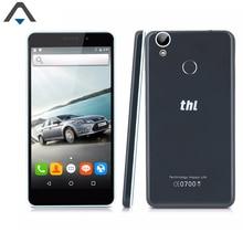 Оригинал THL T9 Pro смартфон 720 P HD Octa core 2 г Оперативная память 16 г Встроенная память 3000 мАч 5.5 дюймов отпечатков пальцев MTK6737 Android 6 сотовый телефон