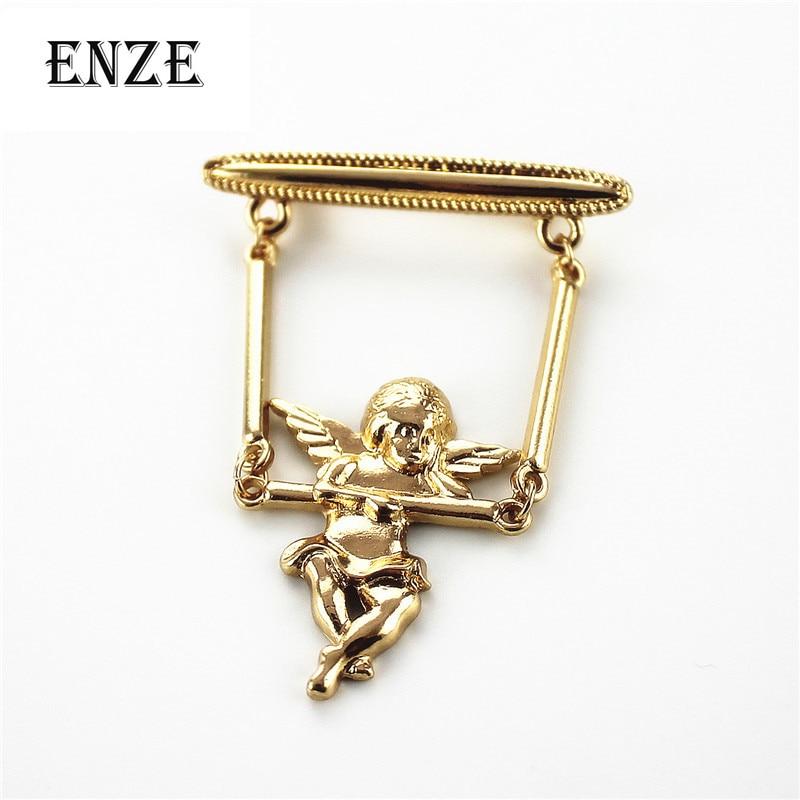 Ladies Jewelry Angel Swing...
