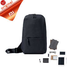 Original Xiaomi Chest Pack Smart Minimalist Urban Backpack Leisure  Men Women Small Shoulder Messenger Bags Rucksa For Mi Phones