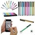 Оптовая продажа 10 шт./лот Металл Ручка Экрана Касания Stylus для iPhone 5 4s iPad 3/2 iPod Touch Suit for Universal Smart Phone Tablet PC