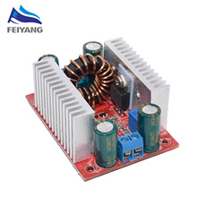 DC 400W 15A Step up Boost Converter Constant Current Power Supply LED Driver 8.5 50V to 10 60V Voltage Charger Step Up Module
