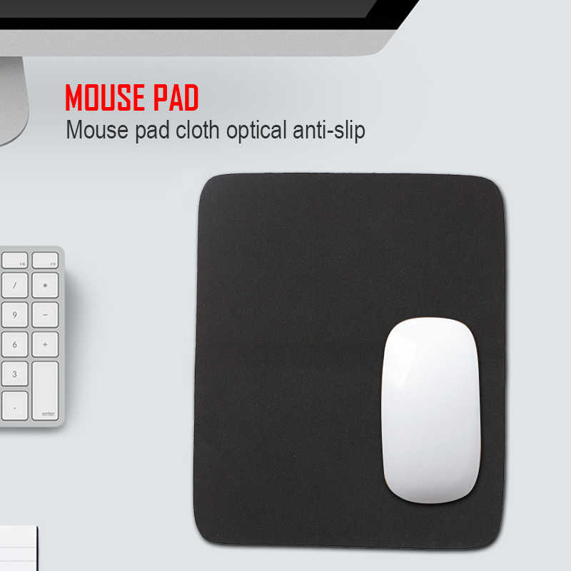 Portable Mouse Mat Durable Home Comfortable Computer Protector Mat Mouse Mat Non-Slip Mouse Pad Rubber Sales