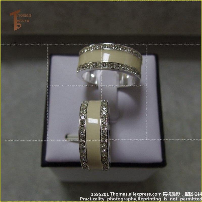 RS1184 Eternal гламур кольцо Евро-американский стиль глэм и уникальные ювелирные изделия для Для мужчин и Для женщин 2015 Ts подарок в с серебряным по...