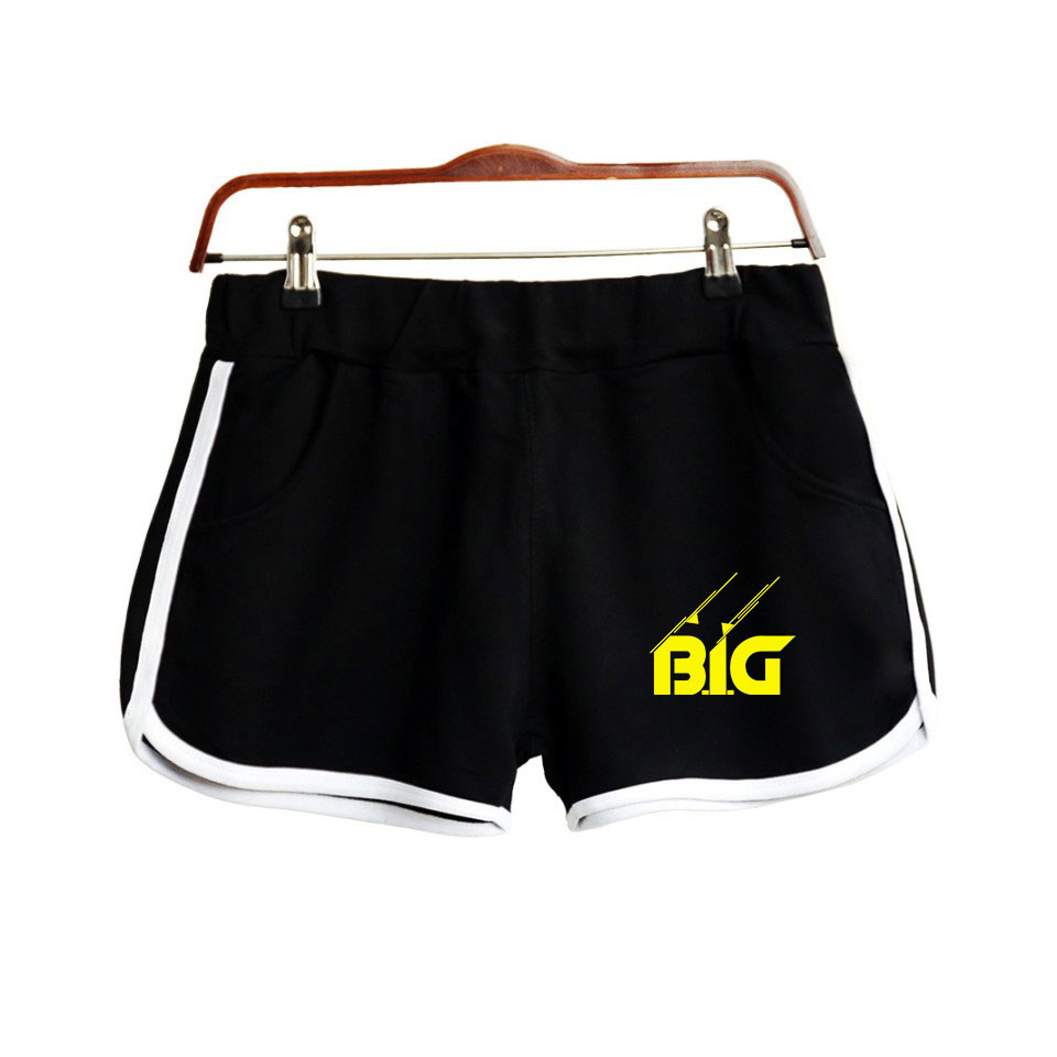 BIGGIE Shorts Popular Hip Hop Summer Shorts Fashion Hipster B.I.G Shorts High Street Hipster Basic Summer B.I.G Shorts Moletom