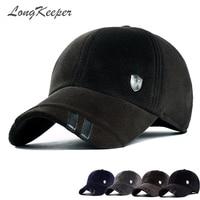 Final Sale 2016 Winter Adjustable Hats Baseball Cap Men Outdoor Visor Casual Hat Warm Snapback