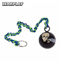 Watch Dogs 2 Marcus Melee Weapon Thunderball WD2 Dedsec Bag Decoration Ball Cosplay Costume Accessory Halloween Props цена и фото