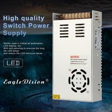 Convertisseur de commutation universel adaptateur dalimentation transformateur pour LED bande lumineuse 220V à 12V DC 30A 360W Auto onduleur