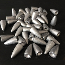 Bullet form lead weights, the bullet jobs and lead weights, road and lead weights, fishing lead weights