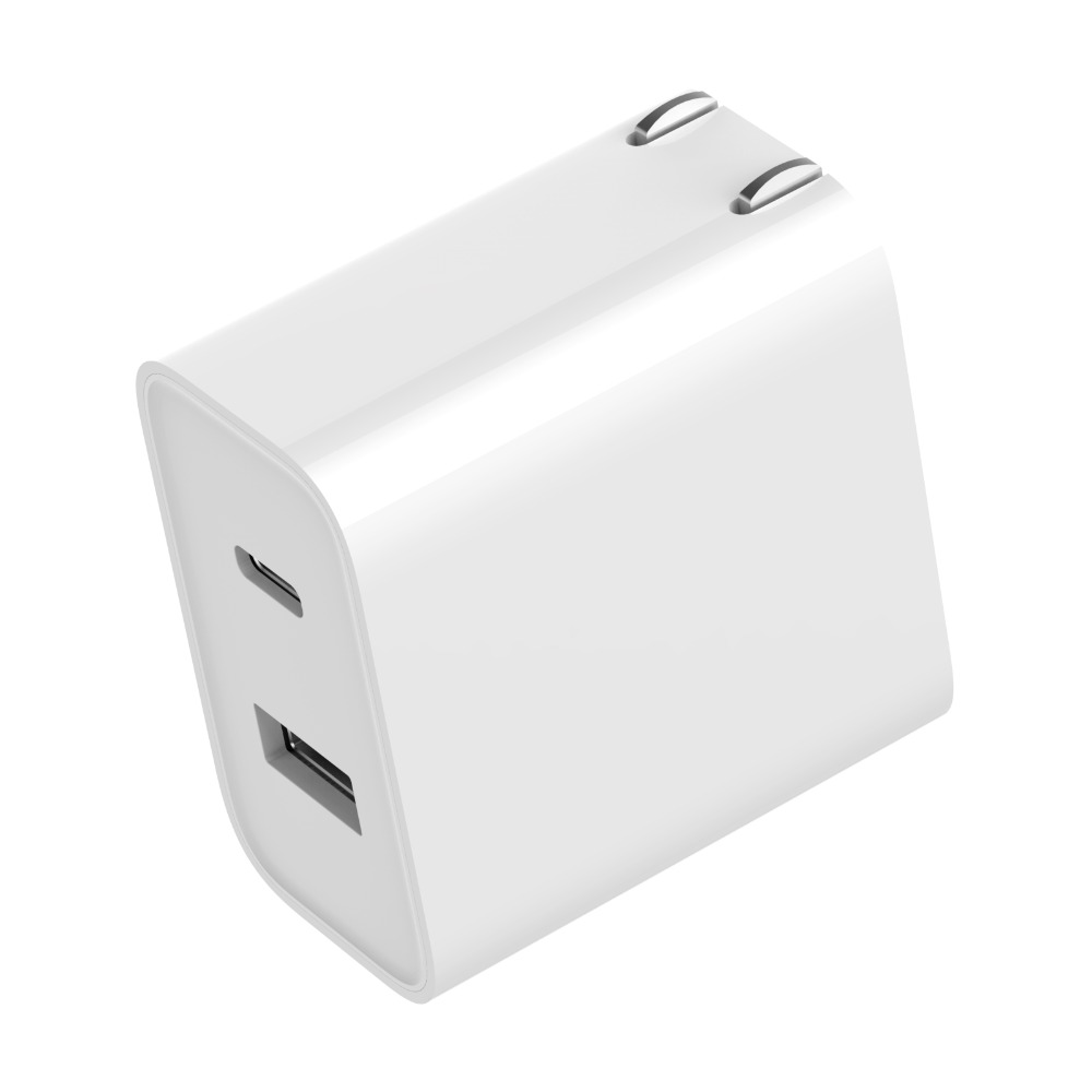 Xiaomi Usb-Charger Huawei Smart-Output 1A1C Original Type-C Samsung Max 30W 2 for Q-C-3.0