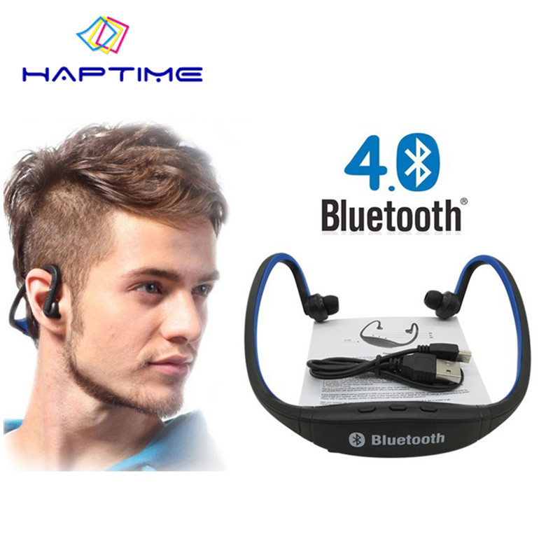 Wireless Sport Bluetooth Headset In-ear Hifi Sound Earbuds With Mic Earphones For Phone Running Headphones For iPhone XiaoM