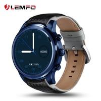 LEMFO LEM5 Pro Reloj Inteligente Smartwatch Bluetooth SIM WIFI GPS Reloj Teléfono Inteligente Android 5.1 2GB + 16GB