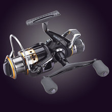 Free Spare Spool Metal  Spinning Reel Saltwater   9+1BB Coil Carp Fishing Carretilha Reel Fishing Jigging Reel