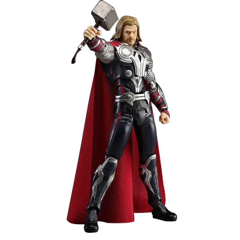 Super Hero Thor Action figure toys Thor figure Collection Model PVC toys 14cm For Kids Anime lovers as Christmas Gift cute pet rare color sausage short hair dog action figure girl s collection classic anime christmas gift lps doll kids toys