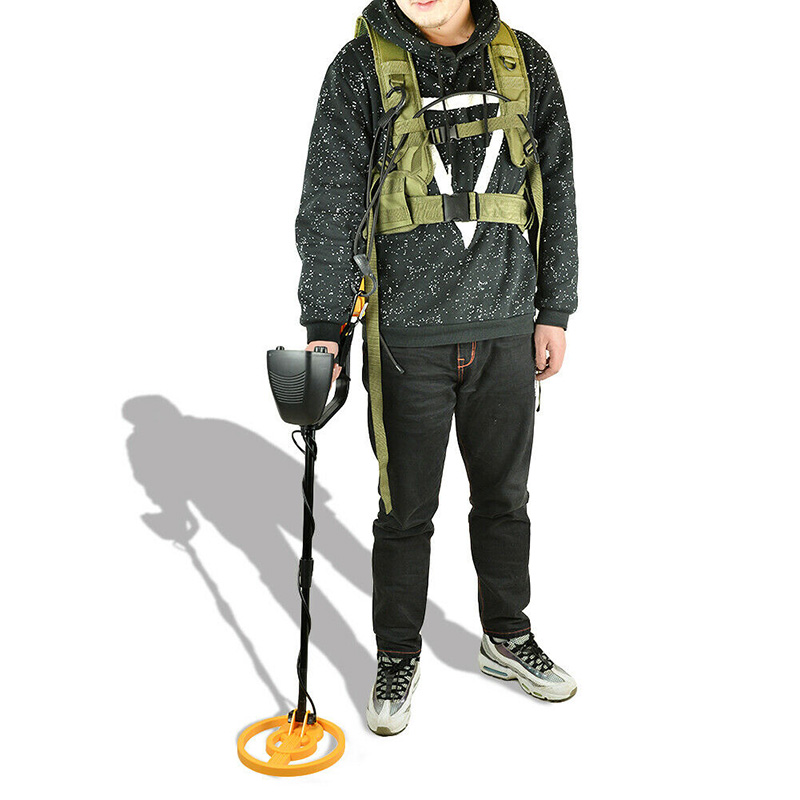 Metal-Detector for Pro-Swing with Girdle JR Deals Sling Universal Generic
