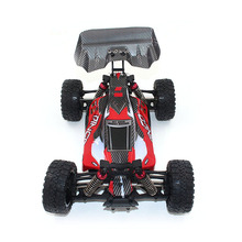 RC Monster Truck 1651 1/16 2.4G 4WD Dirt Bike Brushed Off-Road Buggy High Speed Remote Control Car Toys With Remote Control RTR