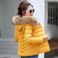 Female Jacket New Hot Winter Jacket Women High Quality 2018 Fashion Plus Size Warm Winter Jacket Lady Park Women's Winter Coats