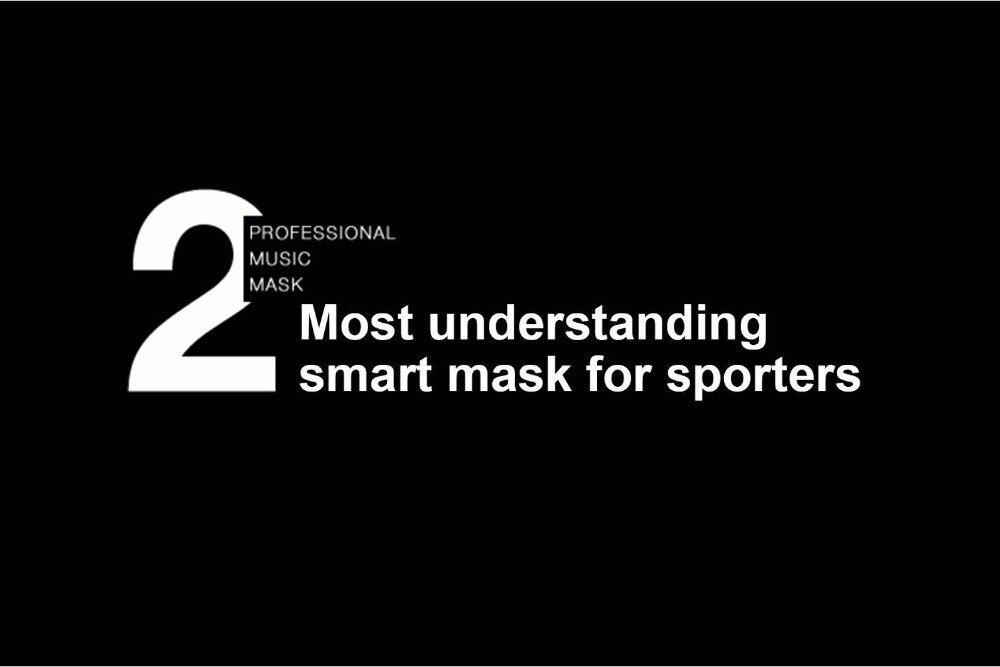 New helmet ears Bone Conduction headphones Wireless bluetooth earphone Dust masks sport gamer headset with Mic ISO Andrews
