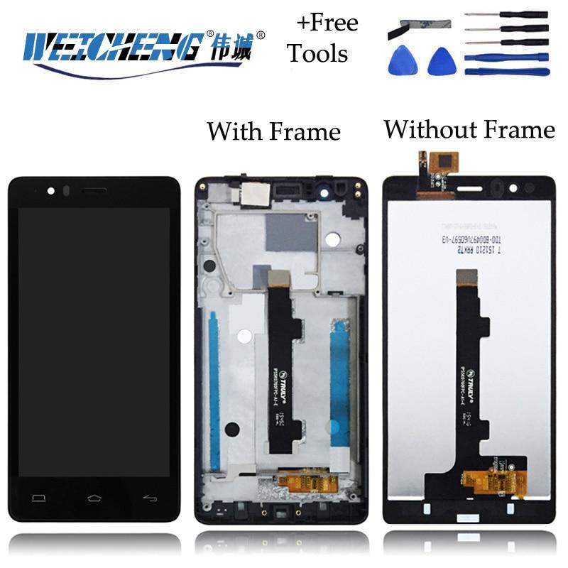 02f56372d0f WEICHENGFor BQ Aquaris E5 LCD IPS5K0760FPC-A1-E LCD Display + Touch Screen  Digitizer