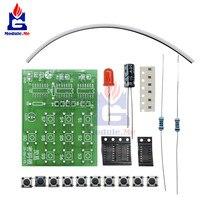 1 Set Multi-Functional Coded Lock Suite Simple Electronic Circuit Password Lock