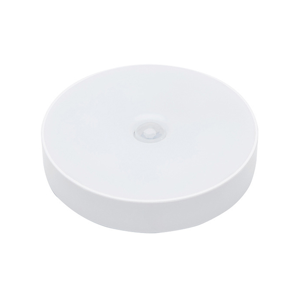 Image 5 - 6 LEDs PIR Motion Sensor Night Light Auto On/Off for Bedroom Stairs Cabinet Wardrobe Wireless USB Rechargeable Wall Lamp-in Night Lights from Lights & Lighting