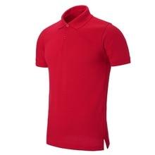 fa50da80141 TECHOME 2PCS LOT 11 Colors Cotton Summer short sleeve solid color polo  shirts casual