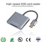 High Quality New Arrival High Speed 5Gbps USB3 0 Port Design XQD Card Reader XQD 2
