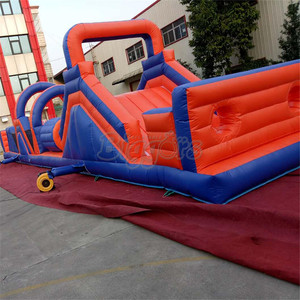 Outdoor inflatable amusement i