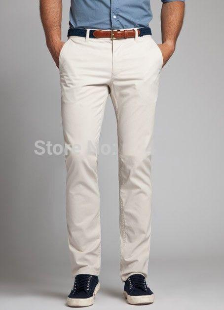 Men Slim Business Pants For Men Custom Made Linen Pants Linen Trousers,Tailored Wool Suit Pants,Custom Size Dress Pant