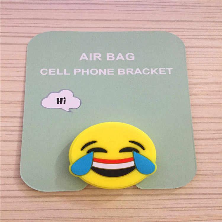 5pcs האוניברסלי חמוד נייד טלפון מחזיק טלפון bracket גריפ stand ליהנות טלפון אצבע טבעת עבור iphone x xs huawei xiaomi