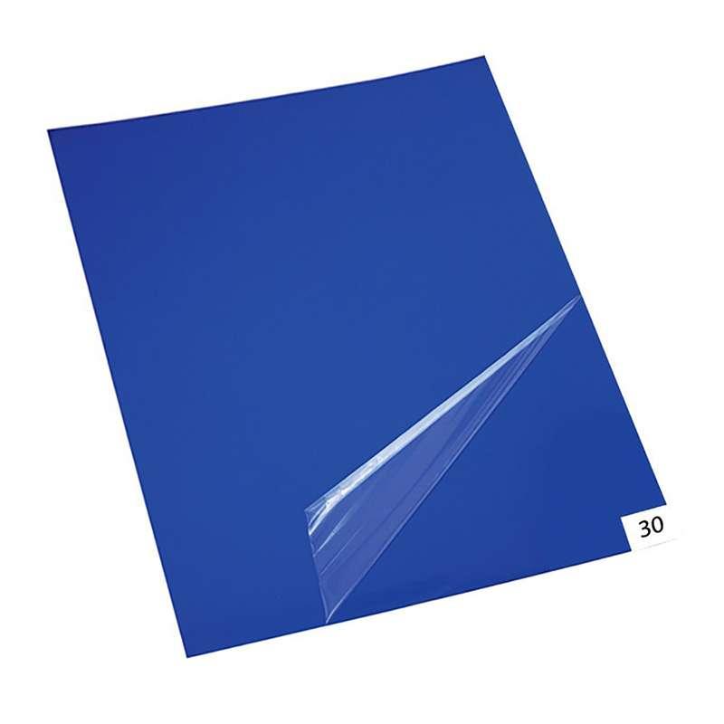 1 Mats Box 30 Layers Per Mat 18 Quot X 36 Quot 4 5 C Blue Tacky