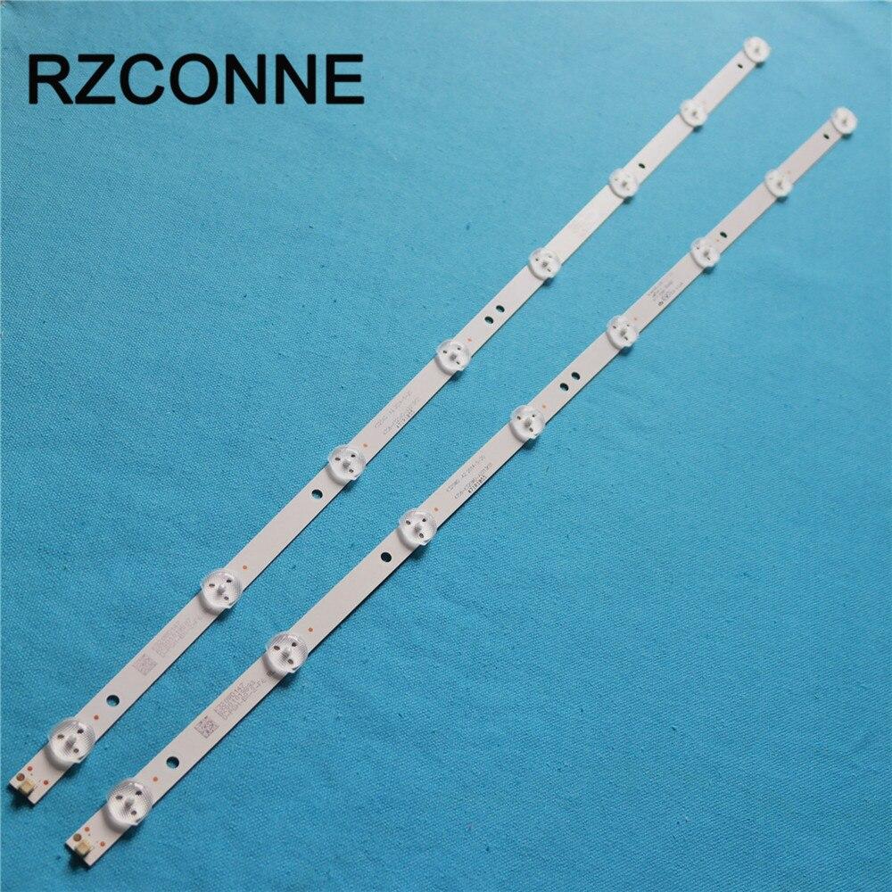 Bande de rétroéclairage LED pour TCL LE32D59 Philips 32PFL3045 Téléviseur 32 '' K320WD K320WD 4708-K320WD-A2213K01 A4213K01 471R1055 471R1P53