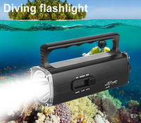 S2826 Powerful Diving Flashlight Outdoor Lighting 18650 L2 Led Torch Light Portable Lamp Waterproof LED Rechargeable Lanterna
