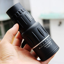 2015 New Monocular telescope16X52 66M/8000M Zoom telescopio hd monoculars spotting scope telescope night vision high quality