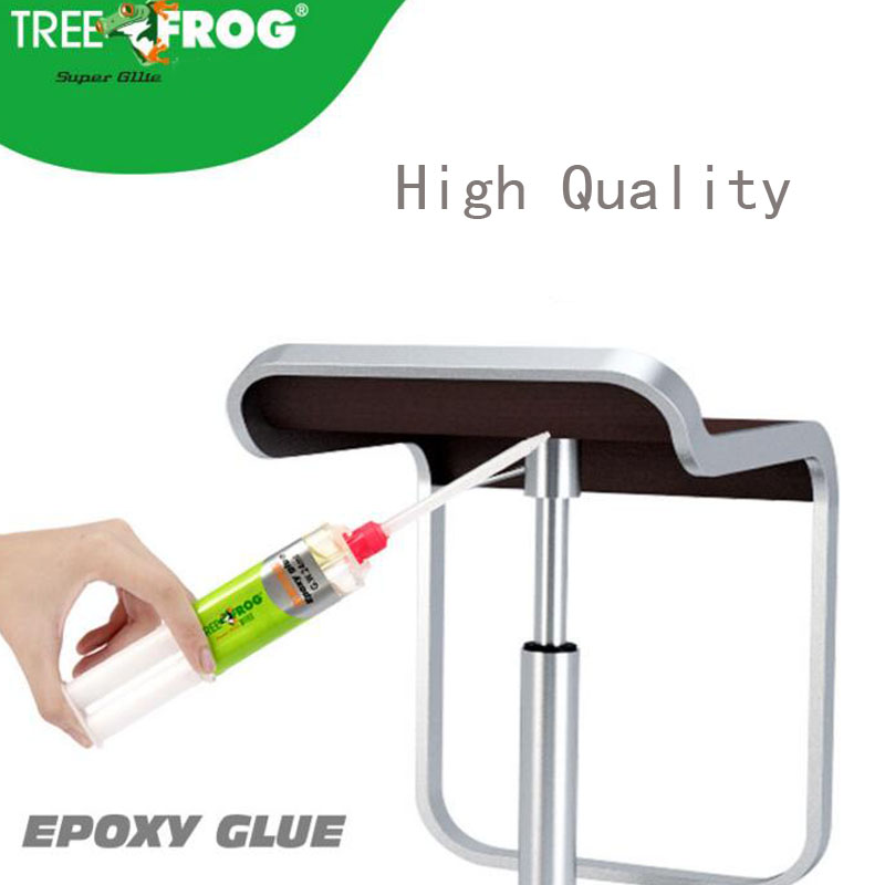 Tree Frog high quality 5 Minutes Curing Epoxy Resin Strong Glue AB Glue Super Liquid Long-lasting Waterproof Home SupplyTree Frog high quality 5 Minutes Curing Epoxy Resin Strong Glue AB Glue Super Liquid Long-lasting Waterproof Home Supply