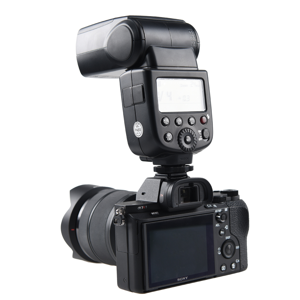 Godox TT600S Flash Speedlite for Sony Multi Interface MI Shoe Cameras A7 A7S A7R A7 II A6300 etc
