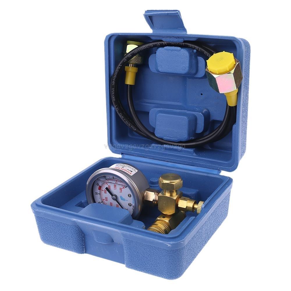 Nitrogen Gas Charging Kit Device For Soosan Furukawa Hydraulic Breaker Hammer Pressure Gauge My20 19 Dropship