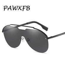 PAWXFB 2019 New Pilot Sunglasses women men cool Sun Glasses For Women Luxury Retro Ladies Shades