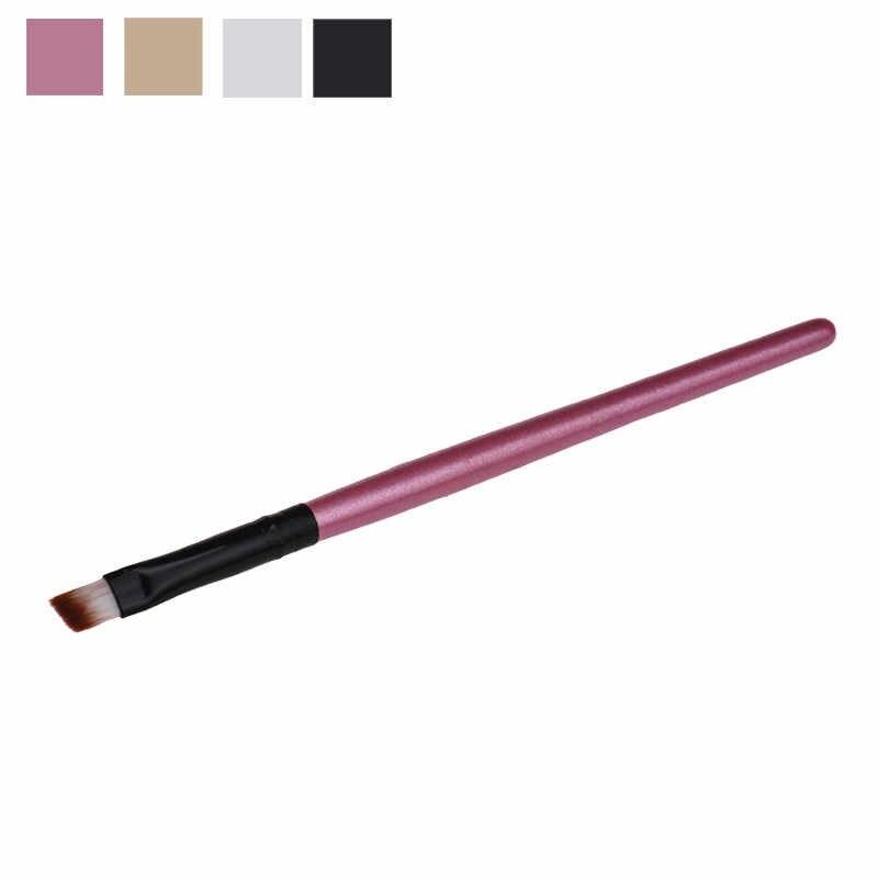 Bulu Mata Brushes Sikat Makeup Bulu Mata Kosmetik Kuas Makeup Alat Gagang Kayu Eye Shadow Sikat Maskara Wands Aplikator #40