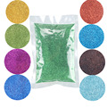 100g Metal Glitter Nail Art Tool Kit Acrylic Powder Glitter Powder Dust gem Polish Nail Tools Decorating 14 Color  Choose