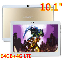 10.1 pulgadas Octa Core K109 4G LTE Tablet Android 6.0 RAM 4 GB ROM 64 GB 5.0MP Doble Tarjeta SIM Bluetooth GPS Tablets 10 pulgadas tablet pc