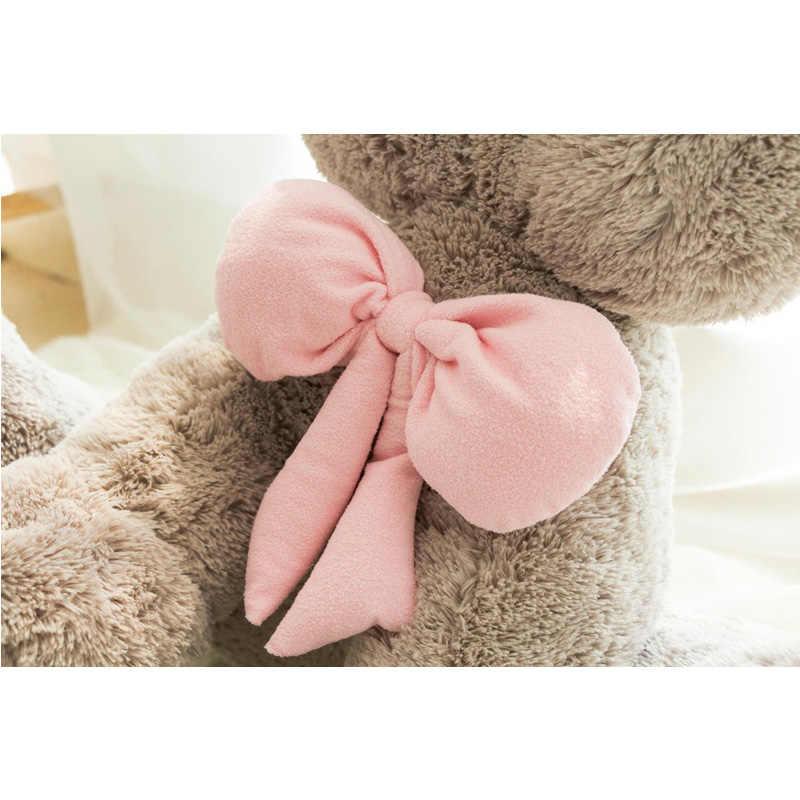חג המולד מתנה אמריקה ארנב בפלאש בובה חמוד רך כרית בעלי החיים צעצועים לילדים תינוק חברה חדר קישוט