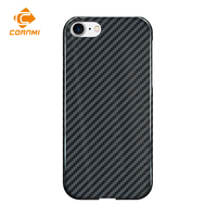 100 Real Carbon Fiber Case For IPhone 7 Ultra Thin Light Luxury Phone Cases Cover Polishing