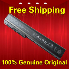 Freies verschiffen FÜR HSTNN-IB75 O875 OB74 OB75 Q35C Q38C Q59C XB75 Original-laptop-Batterie Für Hp HDX HDX18 Serie