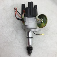 SherryBerg electric DISTRIBUTOR fit FOR SUZUKI 1.0L SJ410 F10A SAMURAI SUPER CARRY 465Q engine good quality