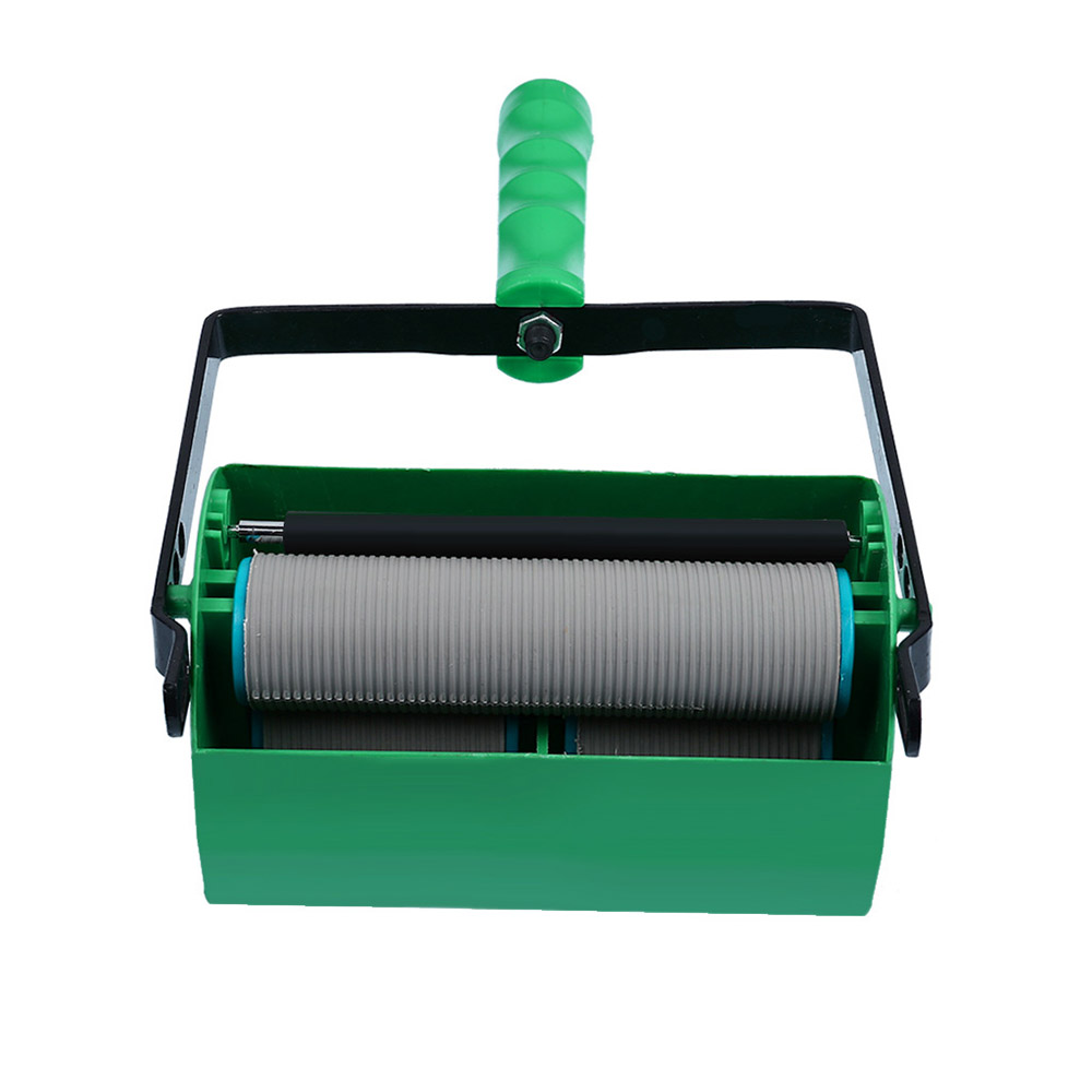 2019 New Paint Roller Painting Machine Color Wallpaper DIY Handmake Home Decoration Supplies Wall Roller Brush Tool Wholesale