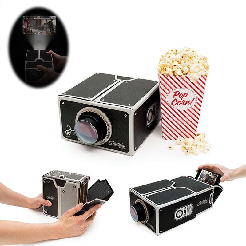 DIY home entertainment cinema projectors Mobile SmartPhone ...
