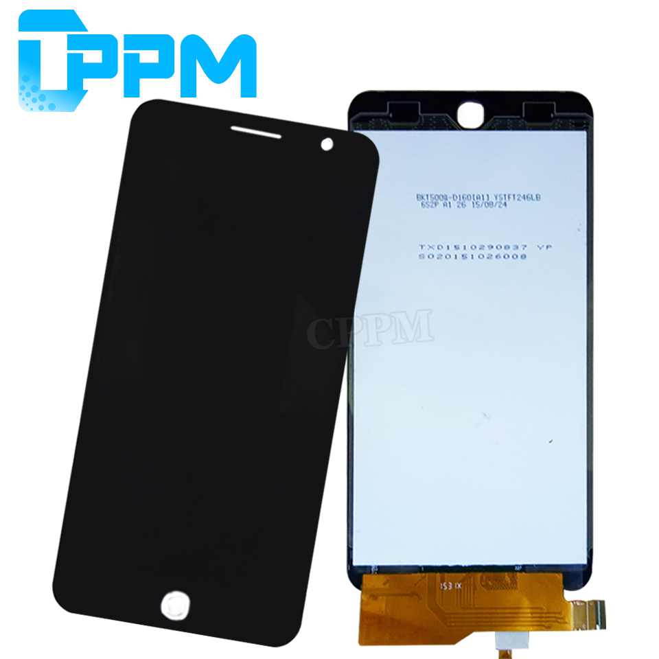 LCD Display For alcatel POP Star 3G OT5022 5022X 5022D Display Touch Screen Sensor Digitizer Combo Replacement parts Complete