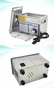 Image 4 - ultrasonic cleaner stainless steel 120W 3L diesel injector cleaning machine for Bosch Denso Delphi injector repair tool