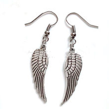 New female angel wings earrings OL style high quality earrings jewelry brand wholesale(China)