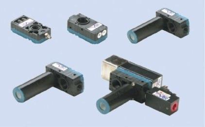 VTEC Vaccum Generator VTM10-C 0.10KW G1/8 G3/8 -85KPa 74L/min uniel uti 74l